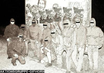Gruppenfoto der AGG